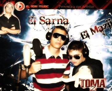 El Sarna y El Mazzi de Toma 2 - Te Encontraron En Mi Corazon [2010] | Cumbia