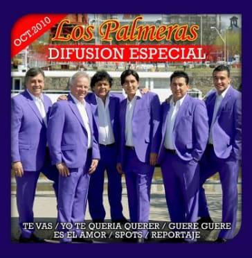 Los Palmeras - Difusion Especial Octubre 2010 | Cumbia