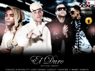 Don Omar Ft Kendo Kaponi, Daddy Yankee & Baby Rasta - El Duro | General