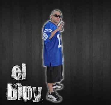El Dipy - Chorro de Agua [2010] | Cumbia