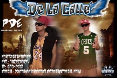 De La Calle - CD Difusion [2010]   Cumbia