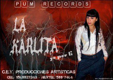 La Karlita - Yo Por Ti [Nuevo Tema] | Cumbia