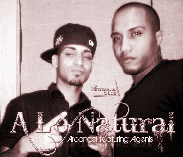 Arcangel Feat. Algenis - A Lo Natural | General