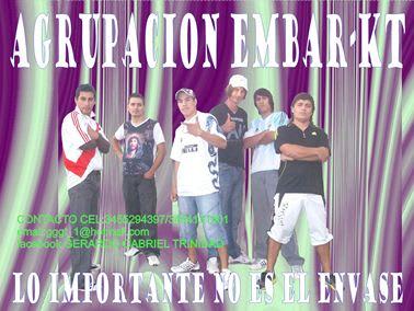 Embar-Kt - Lo Importante No Es El Envase (Difusion 2011) | Cumbia