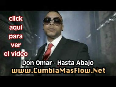 Video: Don Omar - Hasta Abajo (Official Video) Version DVD | General