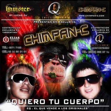 Chimpan C - Quiero Tu Cuerpo [Nuevo 2010] | Cumbia