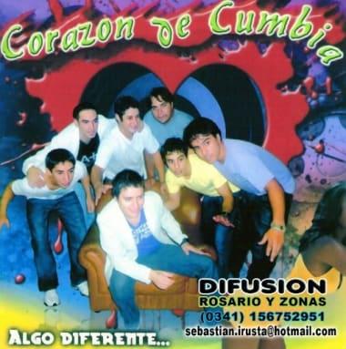 Corazon De Cumbia - Difusion Agosto (x2)