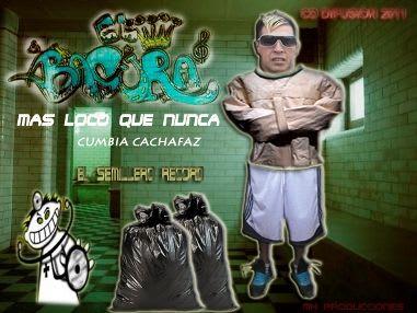 El Basura - Mas Loco Que Nunca (CD Difusion 2011) | Cumbia