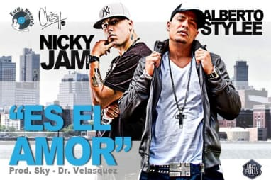 Alberto Stylee Ft Nicky Jam - Es El Amor (Prod. By Sky - Dr. Velasquez) | General