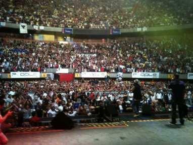 PINA RECORDS: 15,000 Personas Disfrutaron del Concierto En Colombia | Noticias
