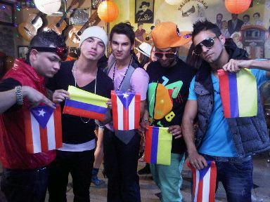 Jowell & Randy Ft P. Calderon, P. Bueno y J Balvin - Mi Dama de Colombia (Oficial Remix) | General