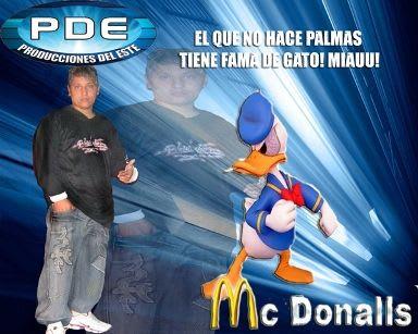 Mc Donalls - Difusion 2011 (x6) | Cumbia