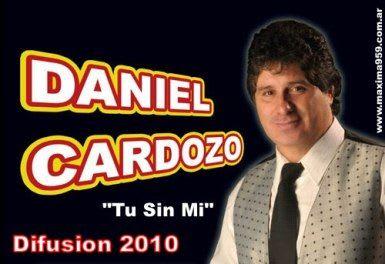 Daniel Cardozo - Tu Sin Mi [Nuevo 2010] | Cumbia