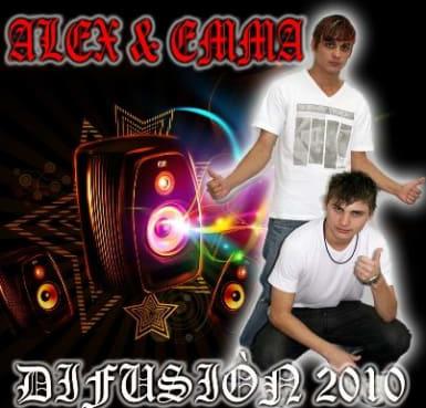 Alex y Emma - Difusion + Tools Para DJ | Cumbia