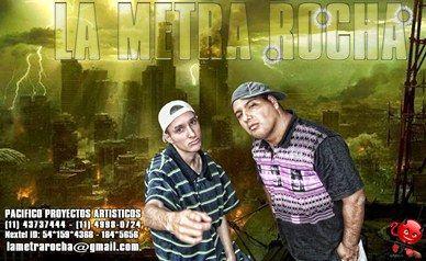 La Metra Rocha - Difusion 2011 (x6) | Cumbia