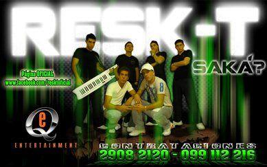 Resk-T - Mi Musica Es [Nuevo Abril 2011] | Cumbia