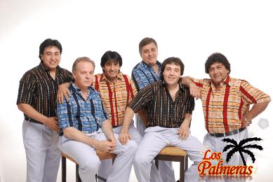 Los Palmeras - Es El Amor (Nuevo Tema 2010) | Cumbia