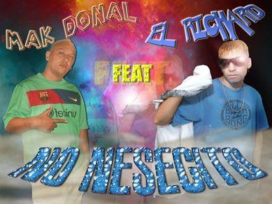Mak Donal Ft. El Richard - No Necesito (Nuevo Junio 2011) | Cumbia