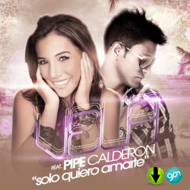 Pipe Calderon Ft. Vela - Solo Quiero Amarte (Official Remix) | Reggaeton
