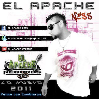 El Apache Ness - Difusion 2011 (x5) EL ADRI MUSIC & EL APACHE RECORDS   Cumbia
