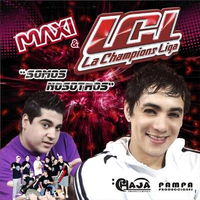 Maxi y La Champions Liga - Te Recordare [Nuevo 2011] | Cumbia