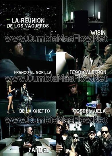 VIDEO: Wisin y Yandel ft Varios Artistas - La Reunion De Los Vaqueros [2010] | General