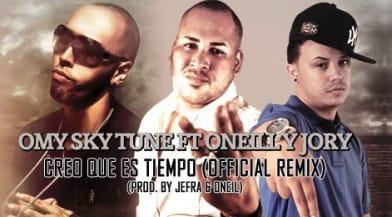 Omy Sky Tune Ft Oneill y Jory