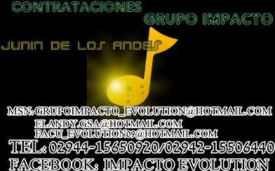 Grupo Impacto - Difusion 2010 (x2) | Cumbia