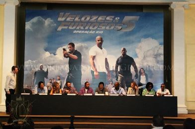 "Don Omar recibe agradecimiento del Director de la Pelicula ""Fast Five"" 
