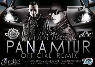 Arcangel Ft. Daddy Yankee - Panamiur (Official Remix) | General