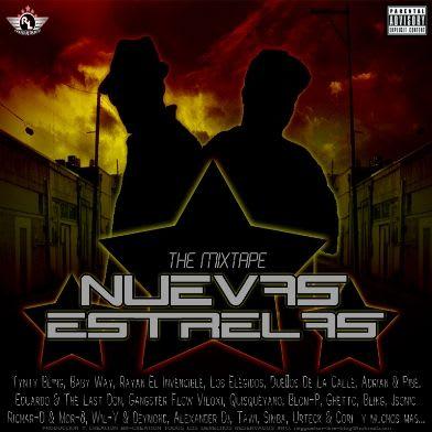 Descargar: Nuevas Estrellas (The Mixtape) 2010 | Reggaeton