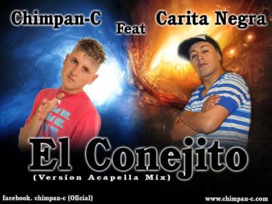 Chimpan C ft. Carita Negra - El Conejito | Cumbia