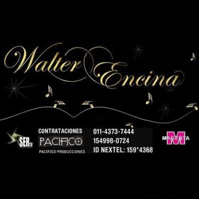 Walter Encina - Difusion 2010 (x3)   Cumbia