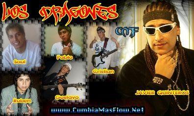 Los Dragones - Difusion Abril 2011 (x2) | Cumbia