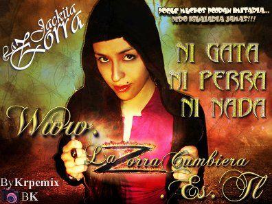 Jackita La Zorra – Desde Lejos [Nuevo 2010]   Cumbia