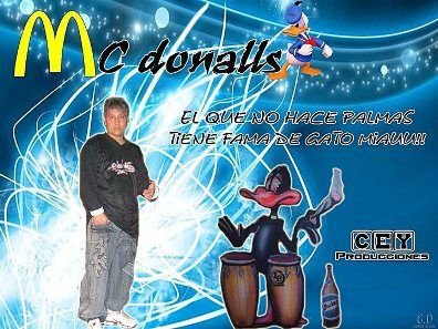Mc Donalls - Suavecito Despacio [Nuevo Mayo 2011]   Cumbia