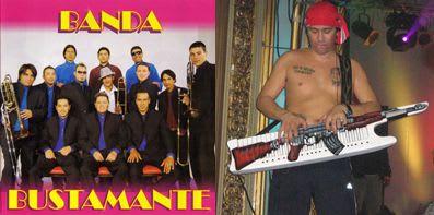 Damas Gratis Ft Banda Bustamante - Negra Caderona [Nuevo Tema 2010] | Cumbia