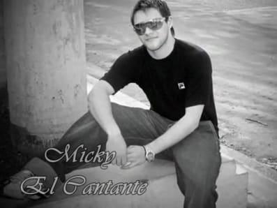 Micky El Cantante - Difusion Lanzamiento (x3)   Cumbia