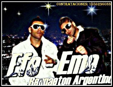 Efe-Eme - Difusion (x5) | Cumbia