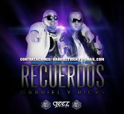 Gabriel y Ricky - Recuerdos | Reggaeton