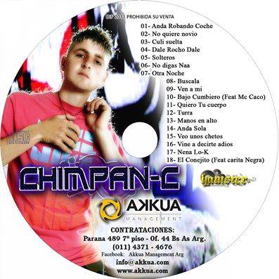 Chimpan C - Cd Difusion 2011 (Hamster Records) | Cumbia