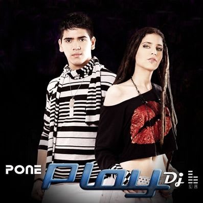 Grupo Play (Fabi y Romi) - Amor A Medias No [Nuevo Junio-Julio 2011] | Cumbia
