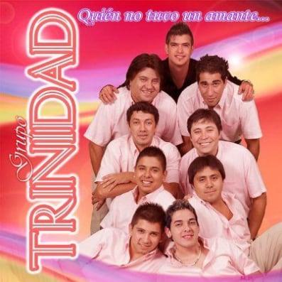 Trinidad - Quien No Tuvo Un Amante [2011]   Cumbia
