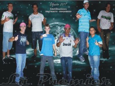 La Premier - Difusion (x3) [2011]   Cumbia