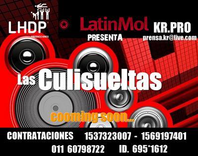 Culisueltas - Difusion Julio 2011 (x2) | Cumbia