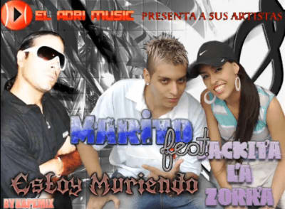 Jackita La Zorra - Estoy Muriendo (Con Marito) [2010] | Cumbia