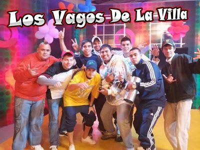 Los Vagos De La Villa - Difusion 2013 (x4)