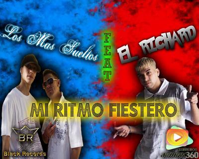 Los Mas Sueltos Ft. El Richard - Mi Ritmo Fiestero [Nuevo Junio-Julio 2011] | Cumbia
