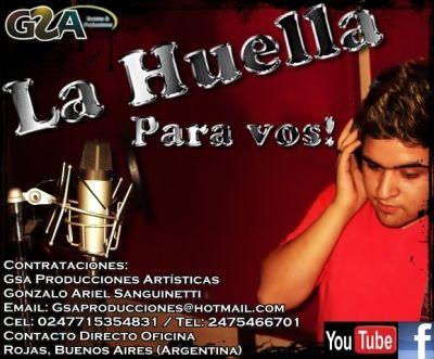 La Huella Para Vos - Difusion 2011 (x2) | Cumbia