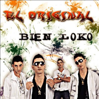 Roman El Original - Bien Loco [Nuevo Abril 2011]   Cumbia